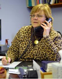 Diane Glenn has been the Victim Services Coordinator for the Dover Police Department for over 20 years