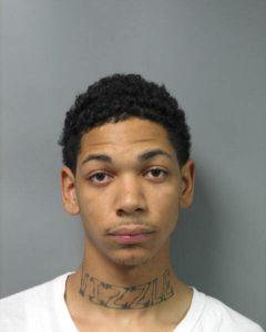 Javon Richardson Age: 23 Address: Pinewood Acres, Dover Charges: Possession of Crack Cocaine Possession of Drug Paraphernalia